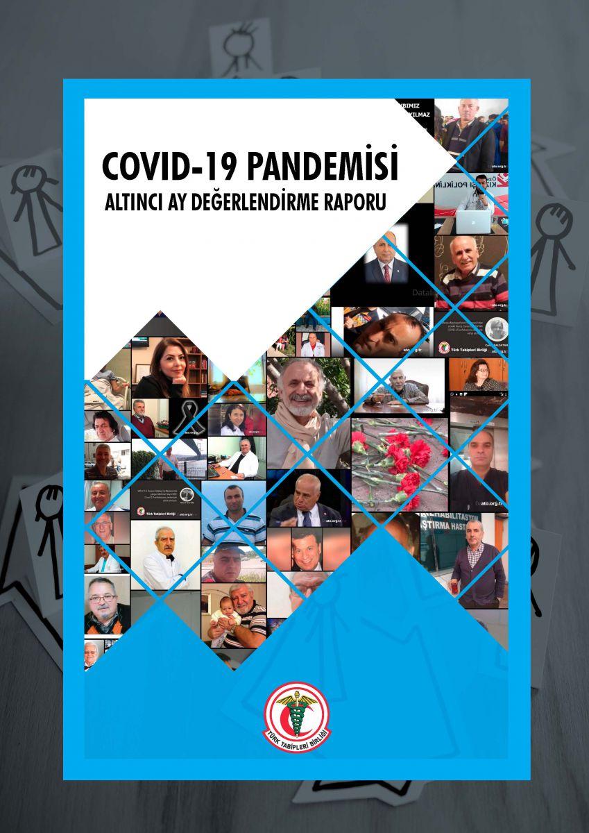 TTB COVID-19 Pandemisi 6. Ay Değerlendirme Raporu