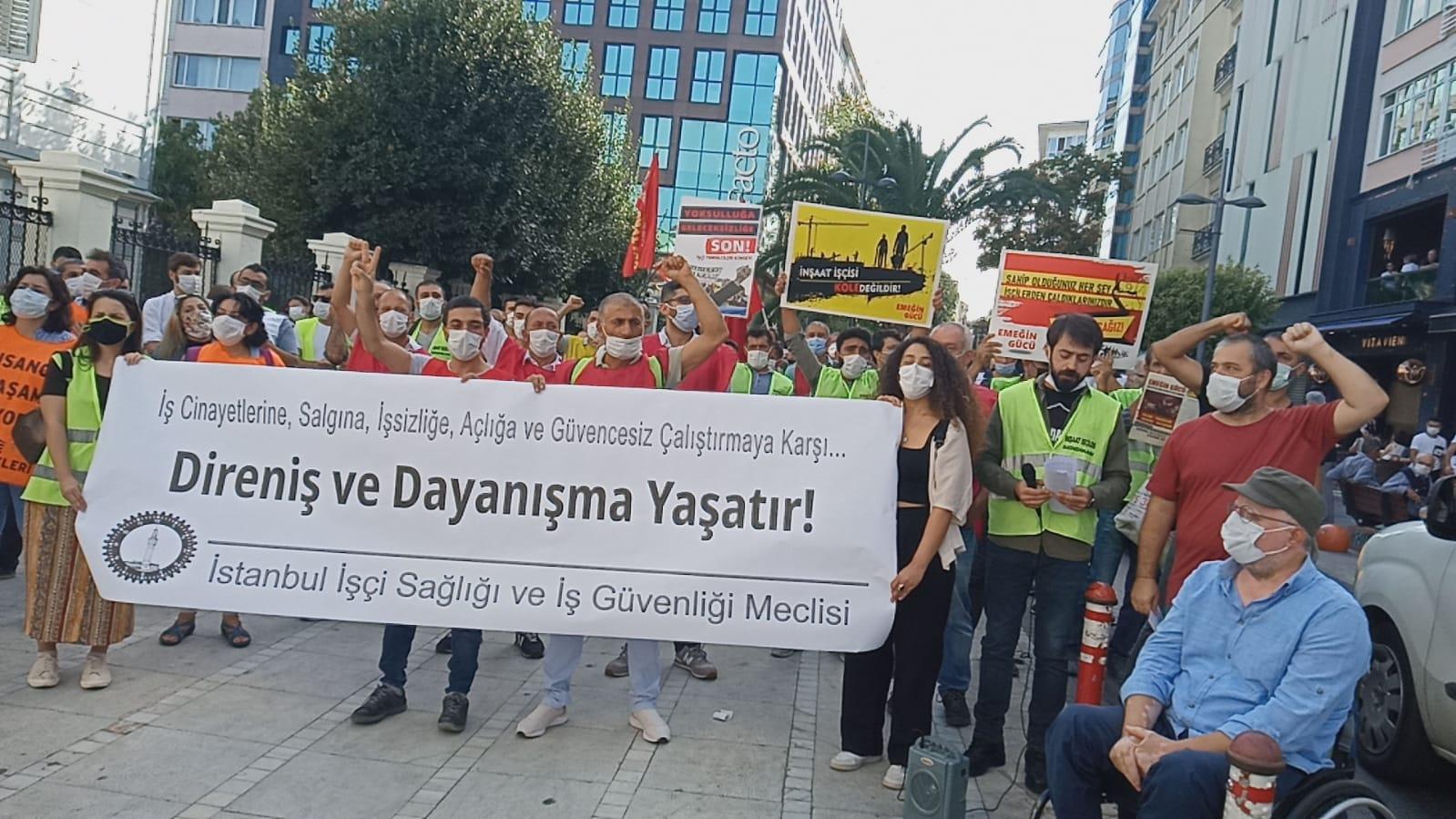Salgın Yönetimine Karşı İşçi Sağlığı Mücadelesi - Murat Çakır